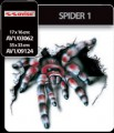 Stiker auto spider1