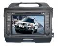 Sistem Navigatie DVD TV GPS Kia New Sportage 2011