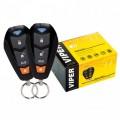 Viper 350 Plus - Alarma Auto cu 2 telecomenzi cu 4 butoane