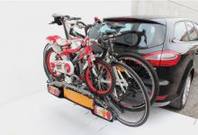 Suport 3 Biciclete Parma cu prindere pe carligul de remorcare706