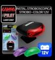 Instalatie stroboscopica Strobo-Color 12V